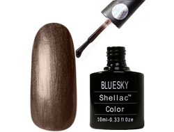 Гель лак Shellac BLUESKY 40556 NIGHT GLIMMER 10ml