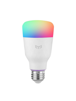 Wi-Fi лампочка Xiaomi Mijia Yeelight Smart LED Bulb (Color)