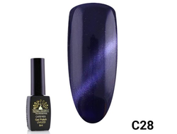 Гель-лак Global Fashion cat eye C28