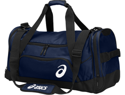 Сумка спортивная Asics Edge II Medium Duffle Bag Navy Синяя ZR3435 фото