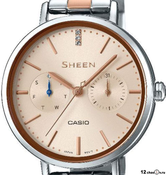 Часы Casio Sheen SHE-3054SPG-4A