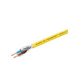 6XV1830-5HH10 FOUNDATION FIELDBUS CABLE; BUS CABLE FOR IEC61158-2; SHEATH COLOR YELLOW FOR NOT EX-APPLICATIONS; 2-WIRE SHIELDED; DRAIN WIRE; SOLD BY THE METER; MAX. ORDER QUANTITY: 1000 M MIN. ORDER QUANTITY: 20 M