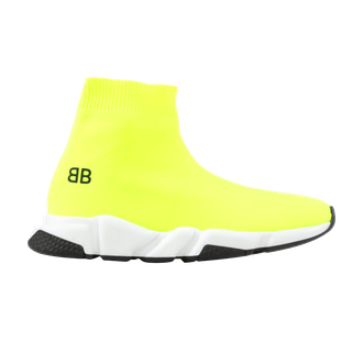 Balenciaga Speed Trainer светло-желтые