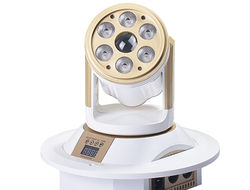 Световая голова LED Light Mini Wash Moving Head + лазер HOTU HT-9304A