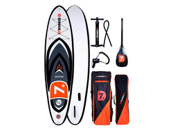 "SUP BOARD НАДУВНОЙ D7 Boards Active 11'0"" WindSUP с веслом"
