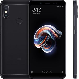 Xiaomi Redmi Note 5 32GB Black (Global) (rfb)