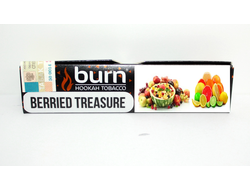 Табак Burn Berried Treasure Арбуз Ягоды Цитрусы 20 гр