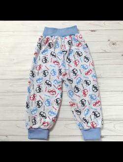 Ползунки-штанишки для мальчика (Артикул 714-КС)