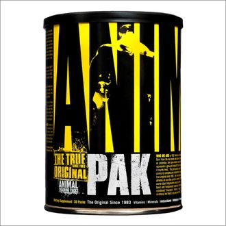 (Universal Nutrition) Animal Pak - (30 пак)