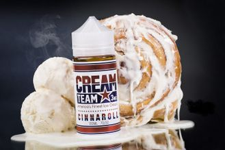 CREAM TEAM Cinaroll 100мл 3мг