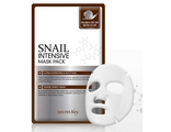 Маска ткневая улиточная Secret Key  Snail Intensive Mask Pack