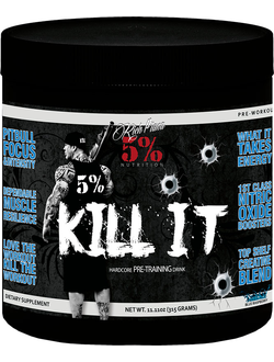 5% Rich Piana Kill It 318 г