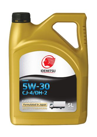 IDEMITSU DIESEL 5W-30 CJ-4/DH-2 Fully-Synthetic
