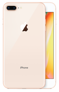Apple iPhone 8 Plus 256gb Gold - A1897