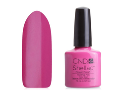 Гель-лак Shellac CND Hot Pop Pink №40519