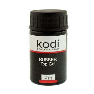 Kodi rubber top 14  ml (без кисти)