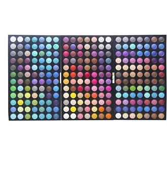 252 цветов профессиональные тени для век