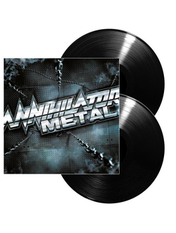 ANNIHILATOR Metal 2LP