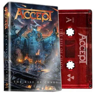 Accept - BLIND RAGE Tape US
