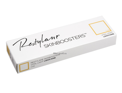 филлер restylane skinboosters vital light lidocaine