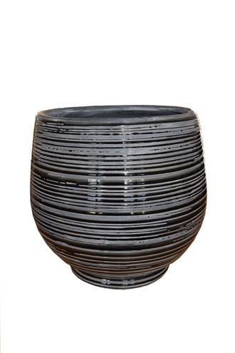 Цветочное кашпо SIA STEPS FLOWER POT SMALL , 280179 , H20/D21