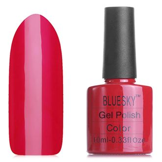 Гель-лак Shellac Bluesky №80508/40508 WildFire, 10мл.