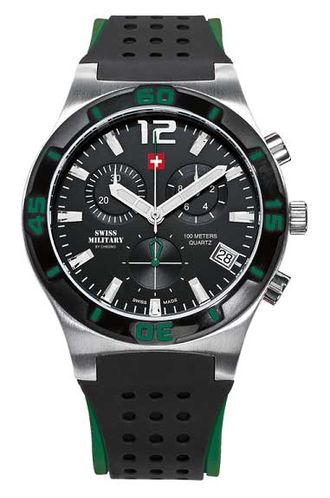 Швейцарские часы Swiss Military by Chrono SM 34015.07 / 20072ST-1RUB/G / SM34015.07