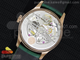 Portuguese Real PR IW5001 RG Green Dial