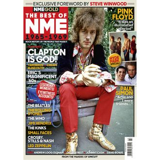 The Best Of NME 1965-1969 From The Makers Of Uncut Eric Clapton Cover, Зарубежные музыкальные журнал