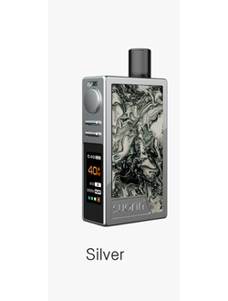 Набор Suorin Elite 1100mAh 3.1ml Silver