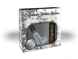 Captain John Silver gift set for men
