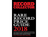 Record Collector Rare Record Price Guide 2018 Book, ИНОСТРАННЫЕ КНИГИ Справочники, INTPRESSSHOP