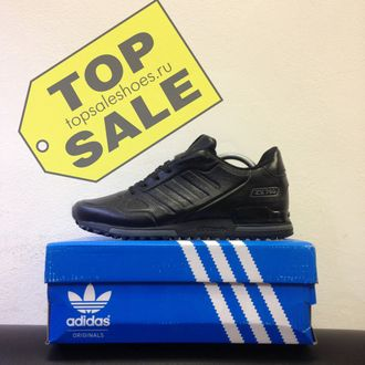 Adidas Zx 750 black leather