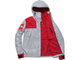 Красная куртка Supreme The North Face