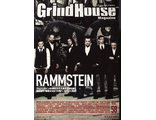 GrindHouse Magazine Japan March 2010 Rammstein, Rob Zombie Cover ИНОСТРАННЫЕ МУЗЫКАЛЬНЫЕ ЖУРНАЛЫ