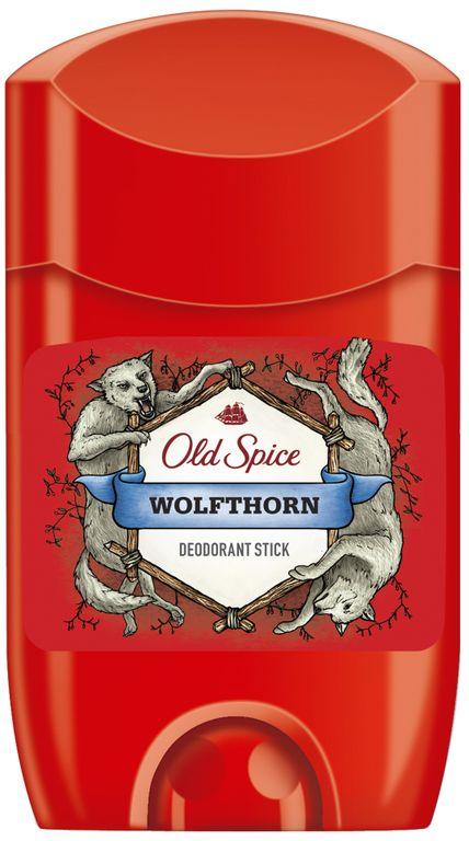 Твердый дезодорант Old Spice Wolfthorn, 50 мл