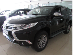 Mitsubishi Pajero Sport QX Instyle 2.4 DID 8AT 4WD