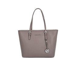 Сумка MICHAEL KORS Jet Set Travel Large (Серая)