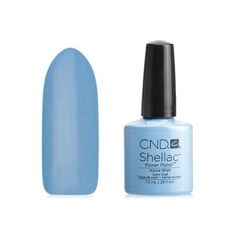 Гель-лак Shellac CND Azure Wish №09855
