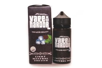 Vape harbor Light Menthol Tobacco 100мл 3мг