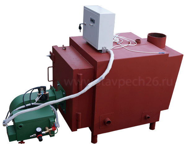 Автоматический котел STV1 (модификация  +1)
