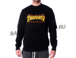Свитшот Thrasher Black