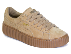 PUMA BY RIHANNA CREEPER Бежевые