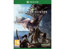 Monster Hunter World для XBOX ONE