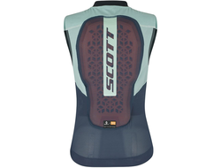 Защита спины SCOTT W's AirFlex Light Vest Protector blue/lim