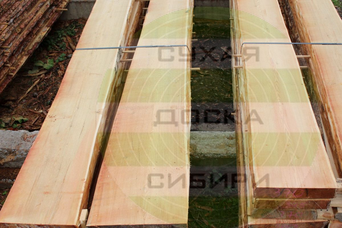 The select unedged larch lumber