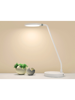 Умная настольная лампа Xiaomi CooWoo U1 Simple Multifunctional Desk Lamp White Smart Table LED USB