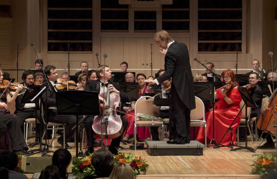 city symphony orchestra Most of the music on this sunday afternoon's concert by the university city symphony orchestra is conventional enough led by music director leon burke, iii, they'll perform the saxophone concerto by kenneth fuchs, performed by ryan janus, of the scott air force base band, for whom it was composed.