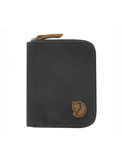 Fjallraven Zip Wallet Dark Grey