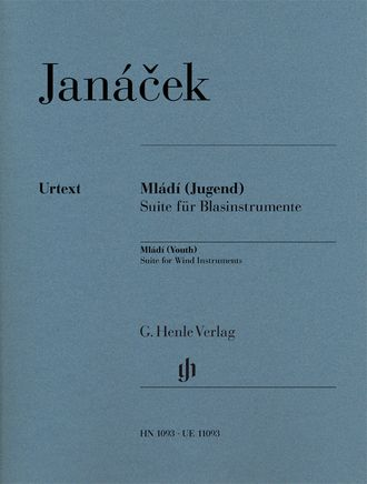 Janacek Mladi (Youth) - Suite for Wind instruments